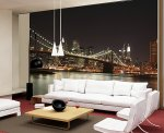 Warum werden unter anderem Fototapeten New York immer lieber als eine Teil der Ausstattung von vielfaltigen Zimmern gewählt?